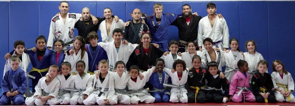 Brazilian Jiu Jitsu Family Pembroke Pines Kids