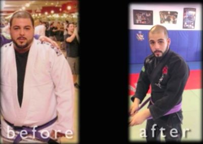 Adrian benavides weight loss