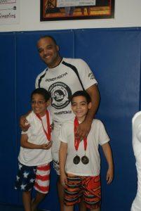 kids martial arts miramar