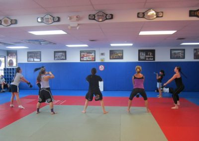 Womens Self Defense School