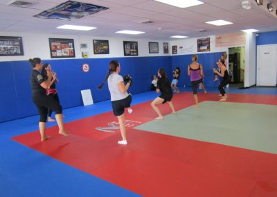 Womens Self Defense Training