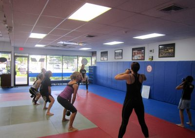 Women's Boot Camp Training