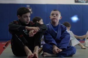 BJJ helps kids concentrate