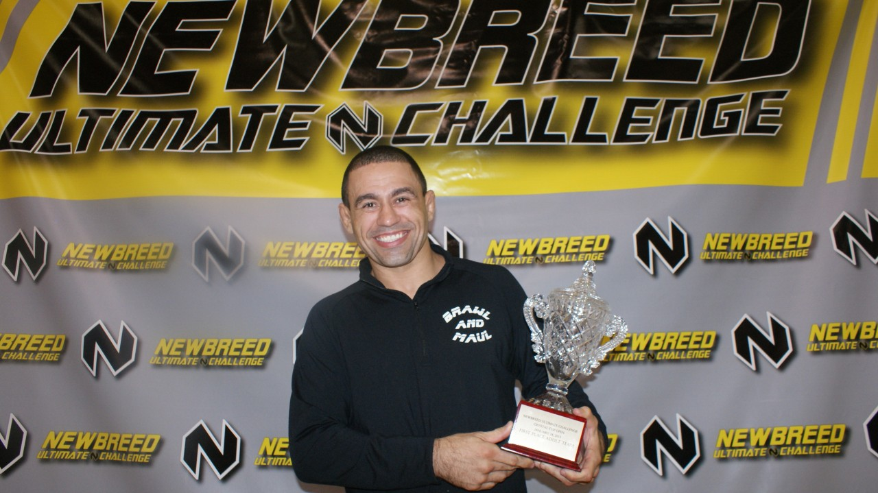 First Place Adults Team Champion – Newbreed Crystal Cup