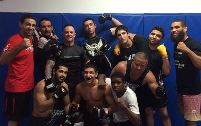 MMA Classes with Vagner Rocha & Jim Alers
