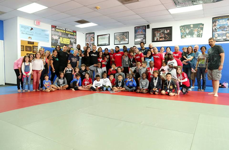 5th In-House Kids Grappling Tournament • Vagner Rocha Martial Arts