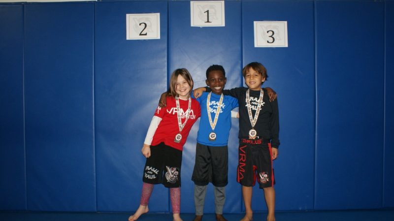 5th In-House Kids Grappling Tournament • Vagner Rocha