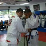 Jim Alers Black Belt under Vagner Rocha