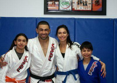 Vagner Rocha family