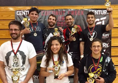 2015 ADCC North American Trials Champions