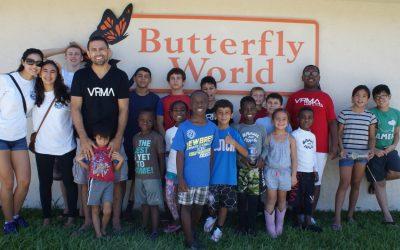 VRMA Summer Camp – Butterfly World