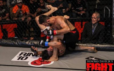 Vagner Rocha wins via TKO – Fight Time Promotions – MMA