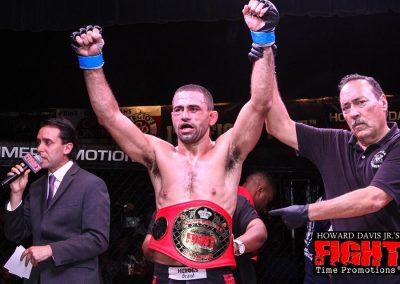 Vagner Rocha, Lightweight Champion