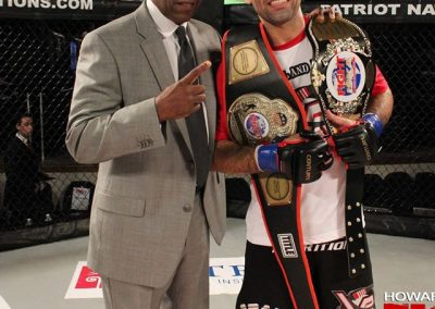 Vagner Rocha, Lightweight Champion