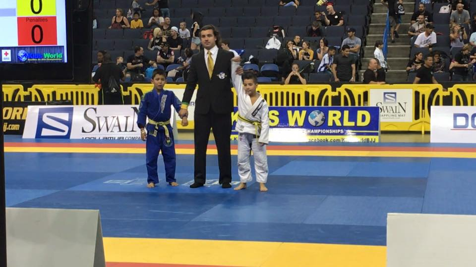 2016 Kids World GI Championship