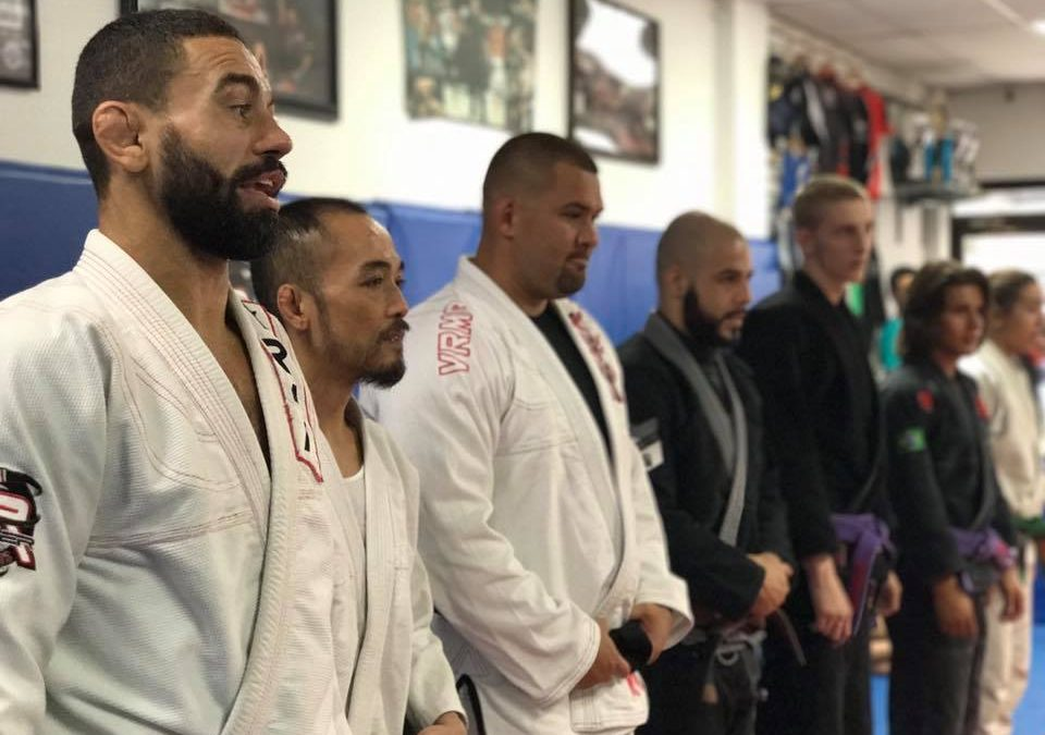 Brazilian Jiu Jitsu – Students Get Promoted