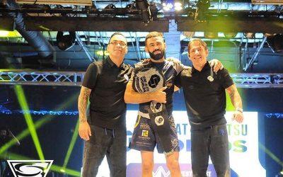 Vagner Rocha, Combat Jiu Jitsu Champion