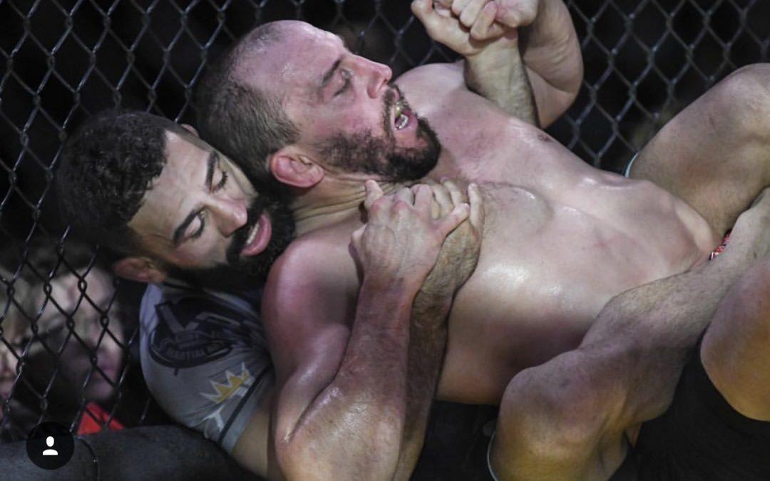Vagner Rocha wins super fight against UFC veteran