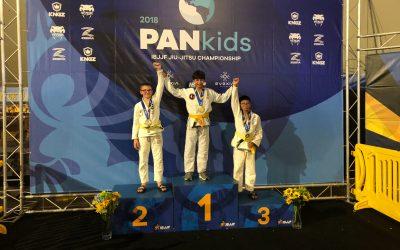 2018 Pan Kids Champions