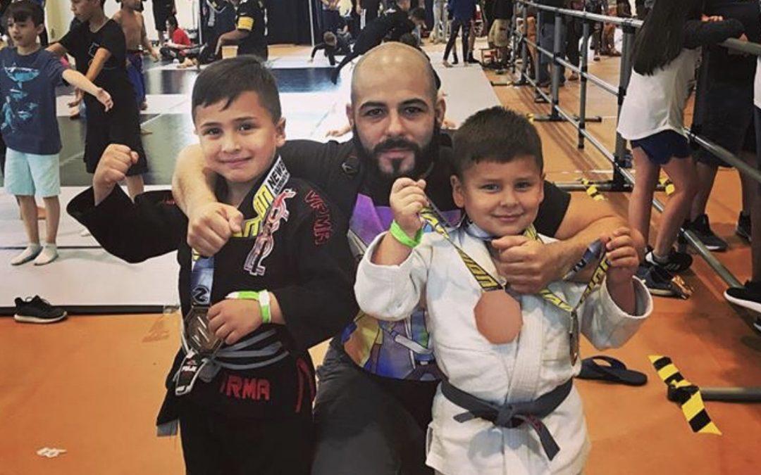 Vagner Rocha Martial Arts Students Win Local Tournament