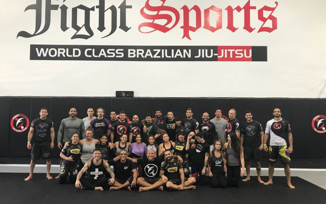 Vagner Rocha Fight Sports Seminar