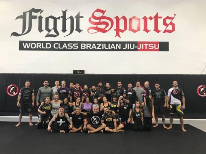 Vagner Rocha Fight Sports
