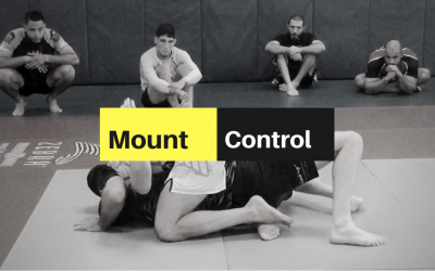 Mount Control with Vagner Rocha – BJJ