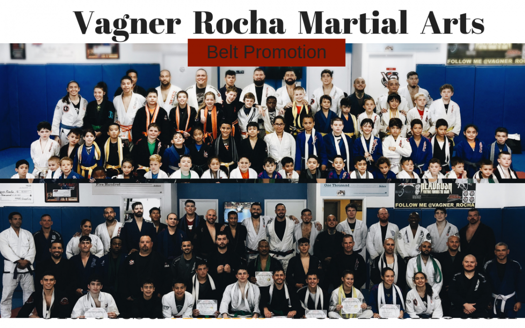 Most Recent Jiu Jitsu Belt Promo