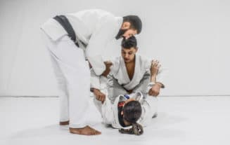 Brazilian Jiu-Jitsu for Teens